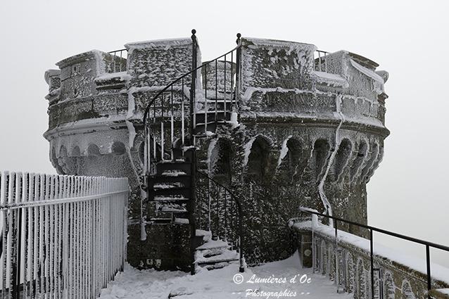Aigoual, tour de l'observatoire