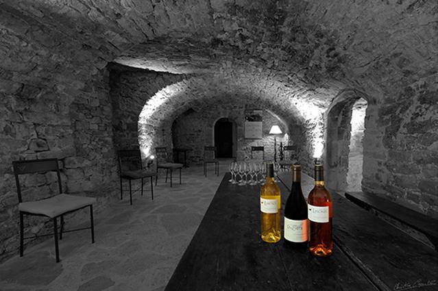 Château de Lascaux cave