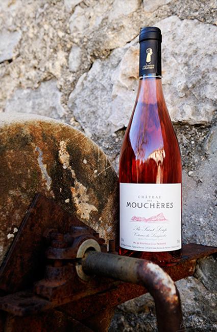 Château des Mouchères Rosé