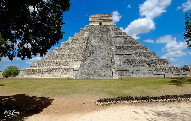 Chichén Itzá Mexique