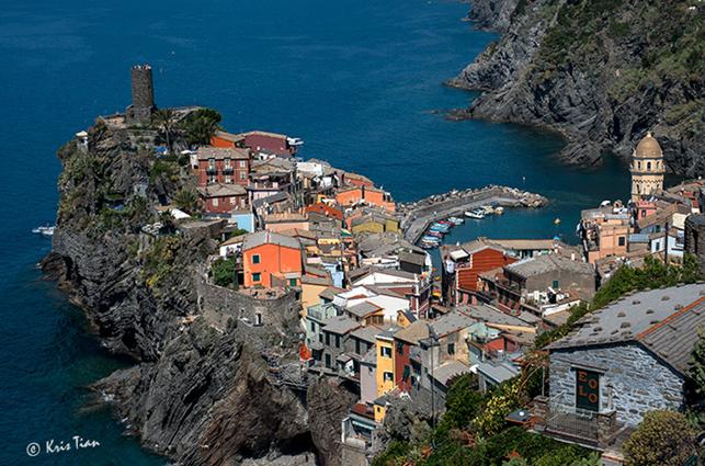 CinqueTerre Italie