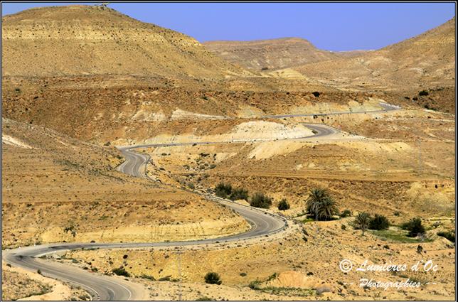 Désert-Tunisie