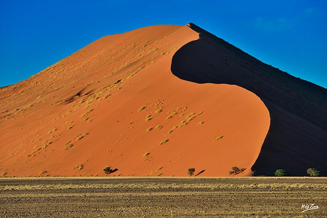 Dunes-de-Namibie