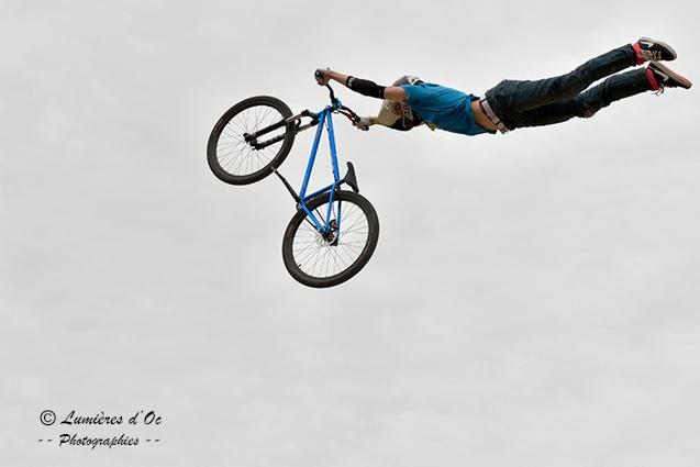Fise BMX EX