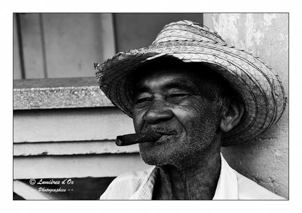 Homme-au-Cigare Cuba
