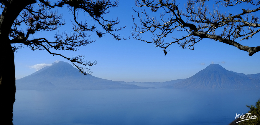 Lac Atitlan Estampes