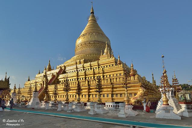 Pagode-Birmane