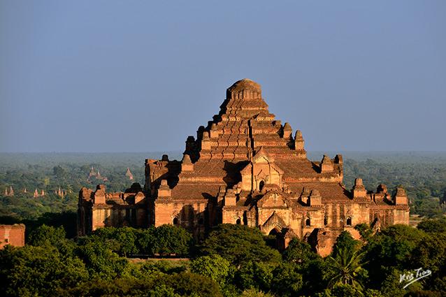 Temple-inachevé