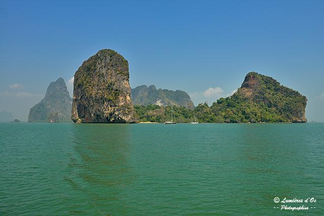 Thailande - Les Iles