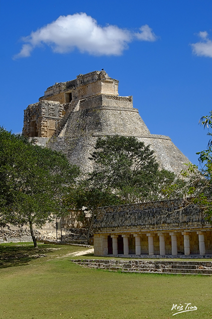 Uxmal-Mexique