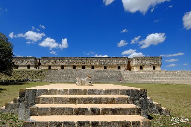 Uxmal Mexique