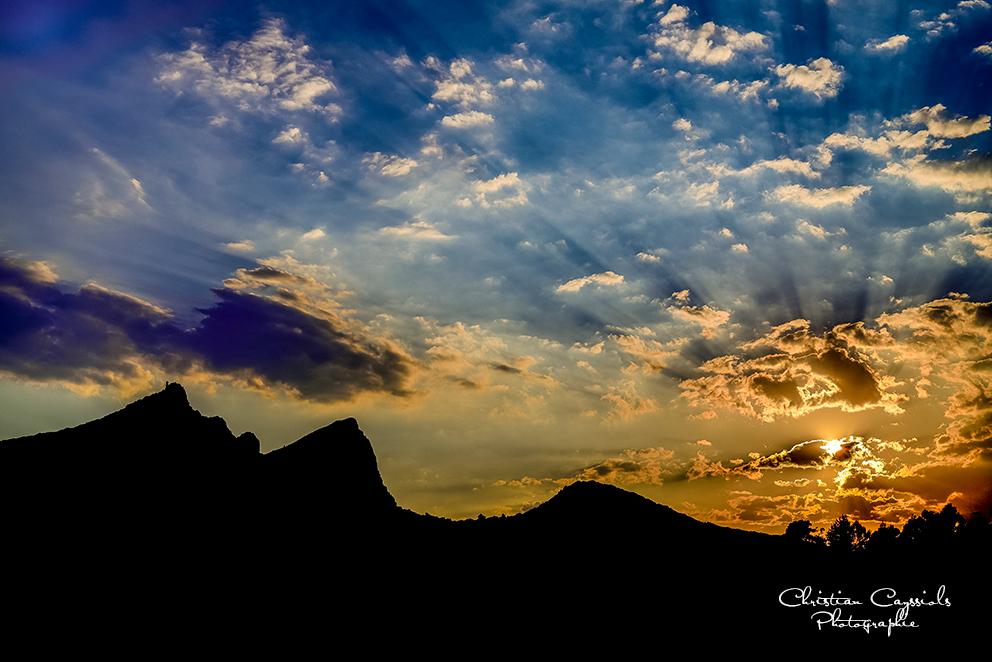 PSL coucher soleil