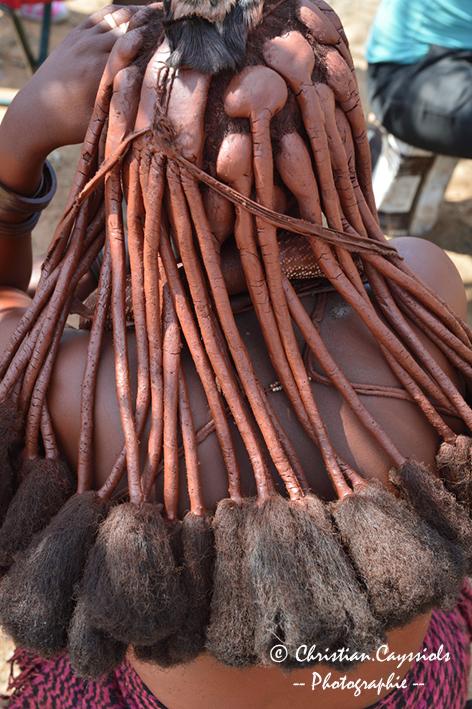 Teinture Himba