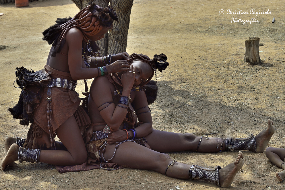 Femmes Himbas
