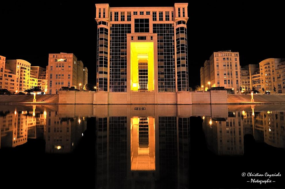 Montpellier hotel region